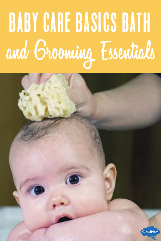 Baby Care Basics Bath and Grooming Essentials