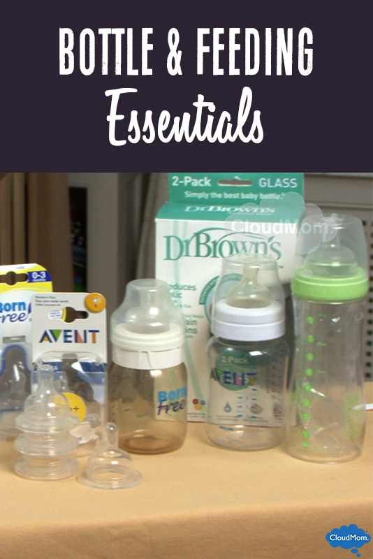 Bottle and Feeding Essentials
