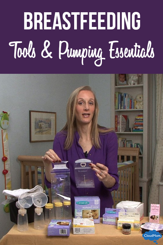 Breastfeeding Tools & Pumping Essentials