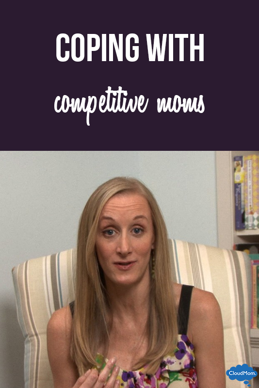 Coping With Competitive Moms