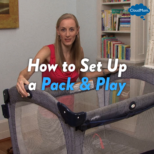 How To Set Up A Pack And Play Cloudmom