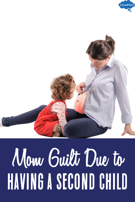 Mom Guilt – Having a Second Child