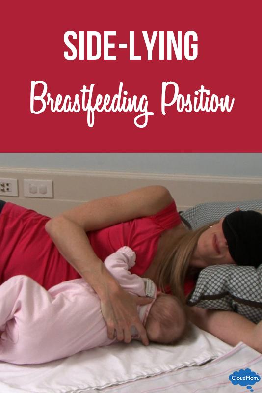 Side-Lying Breastfeeding Position