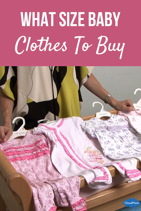 What Size Baby Clothes To Buy