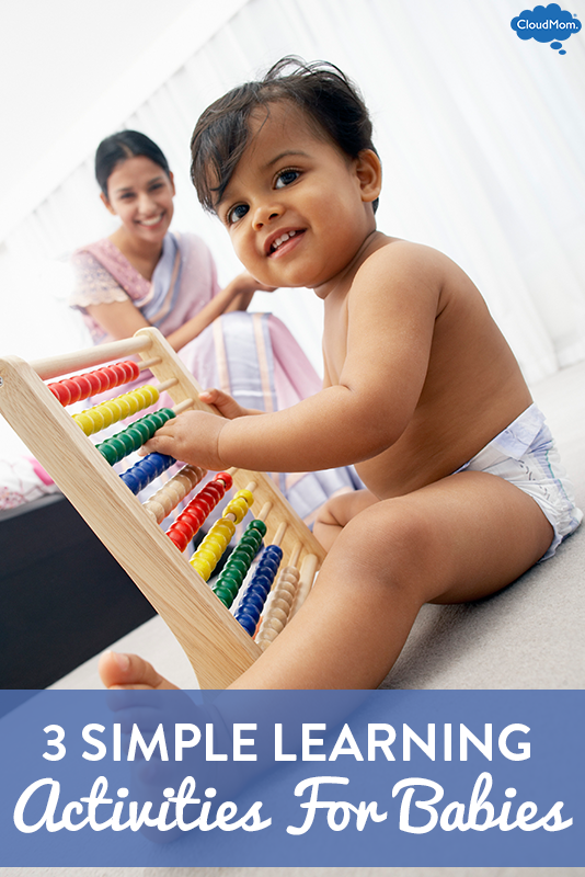 3 Simple Learning Activities For Babies