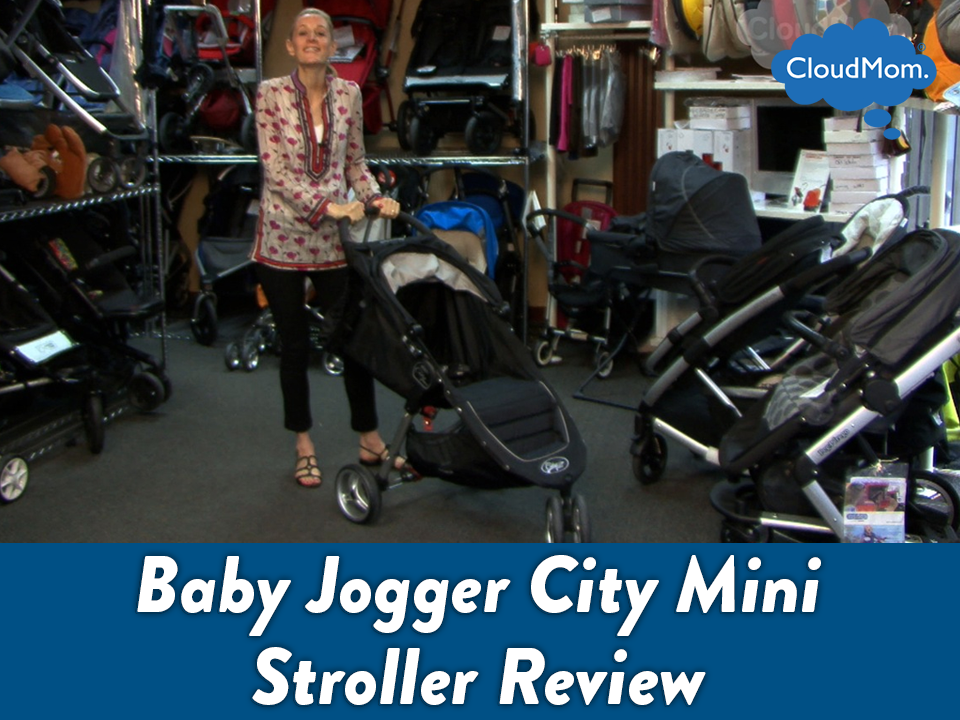 Baby Jogger City Mini Stroller Review | CloudMom
