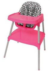 evenflo high chair recall