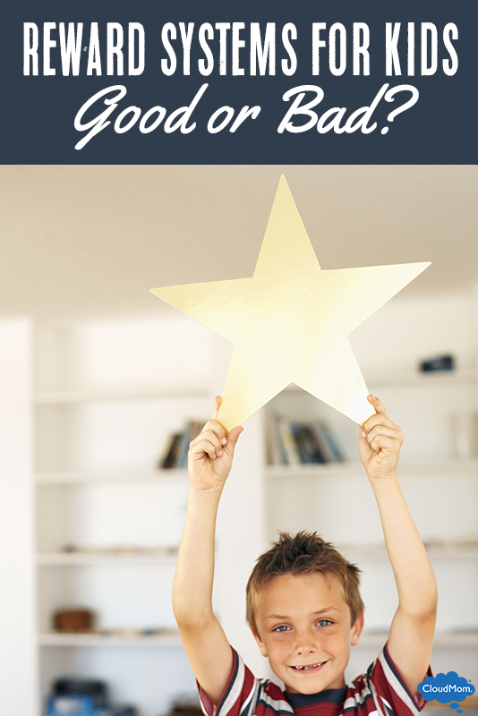 Reward Systems for Kids -- Good or Bad?