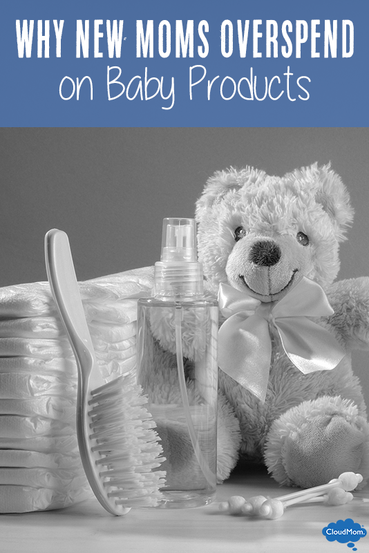 Why New Moms Overspend on Baby Products