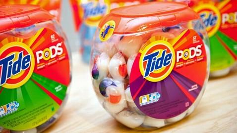 laundry detergent pods poisoning
