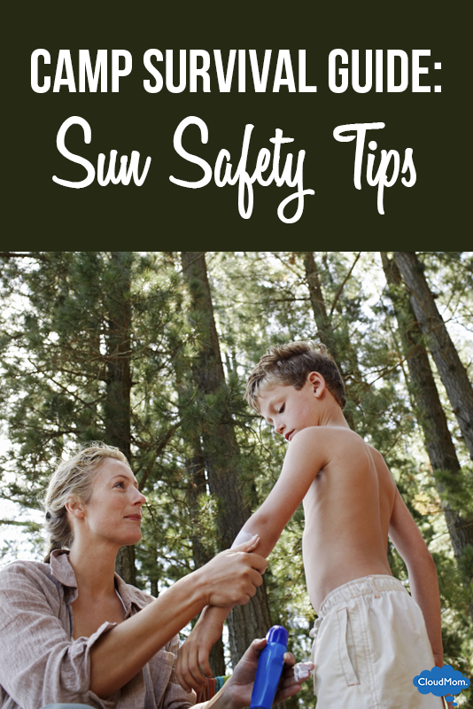 Camp Survival Guide: Sun Safety Tips