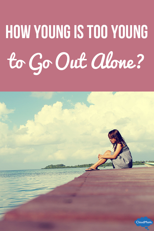 How Young Is Too Young to Go Out Alone?