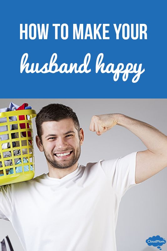 Want to Make Your Husband Happy? Try This!