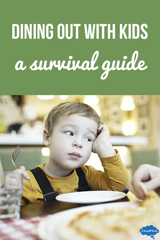 Parent's Survival Guide to Dining Out with Kids