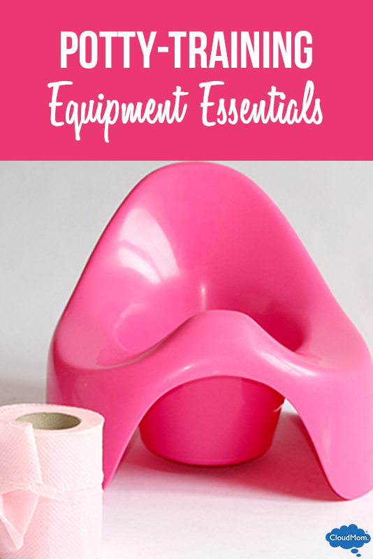 """How to Potty Train"" Part 2: Essential Potty-Training Equipment"