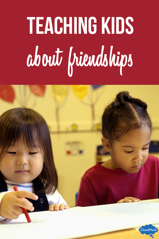 Preschool Friends: Out of Sight, Out of Mind!