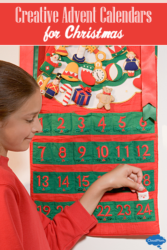 Christmas Countdown: Creative Advent Calendars