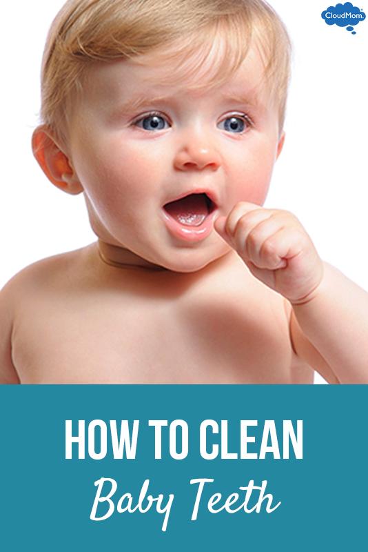 When Baby Gets Teeth and How to Clean Them