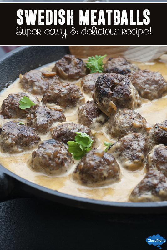 Making Swedish Meatballs: My Family Recipe!