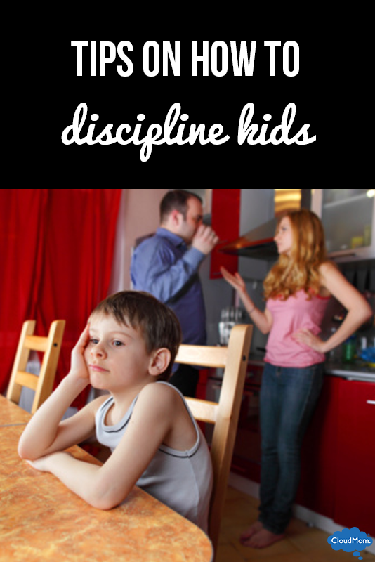 tips on how to discipline kids