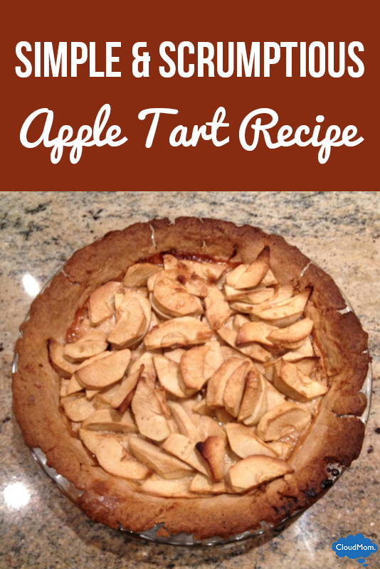 Simple and Scrumptious Apple Tart Recipe