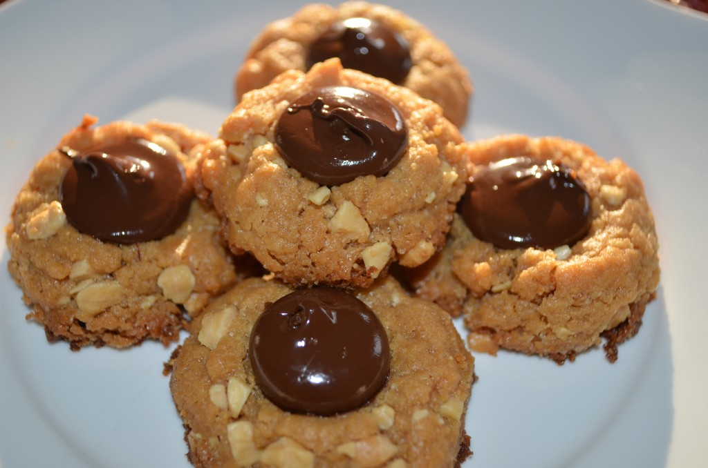 Recipe: Gluten-Free Almond Butter Thumbprint Cookies | CloudMom