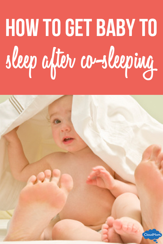How to Get Your Baby to Sleep After Co-Sleeping