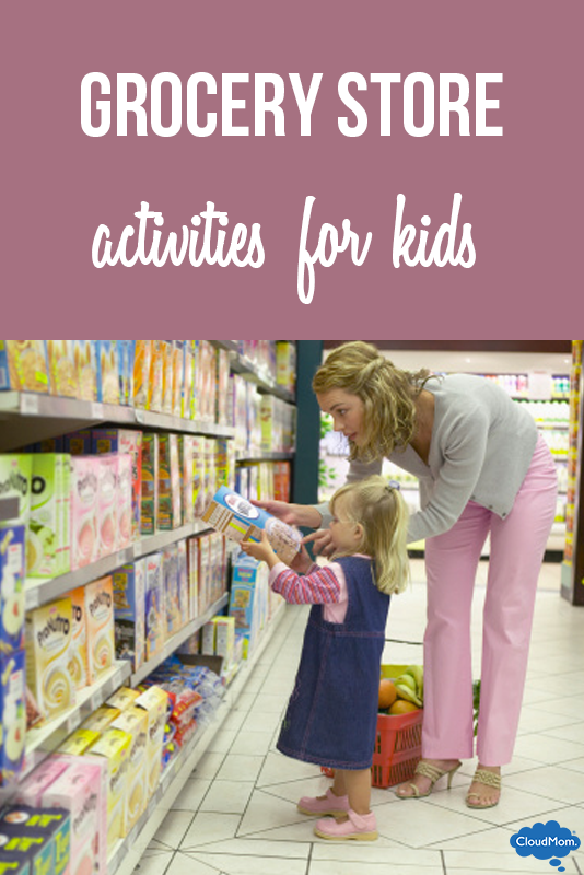 Grocery Store Activities For Kids