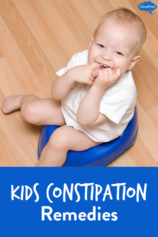Kids Constipation Remedies