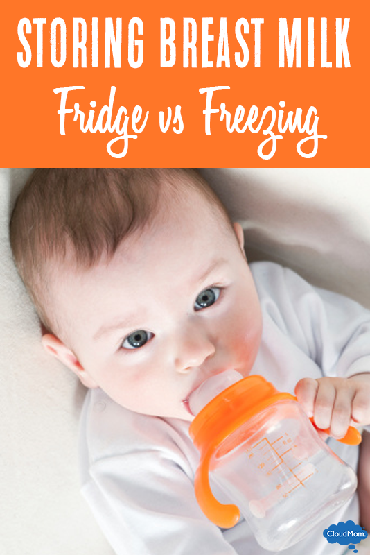 Storing Breast Milk in Fridge vs Freezing Breast Milk