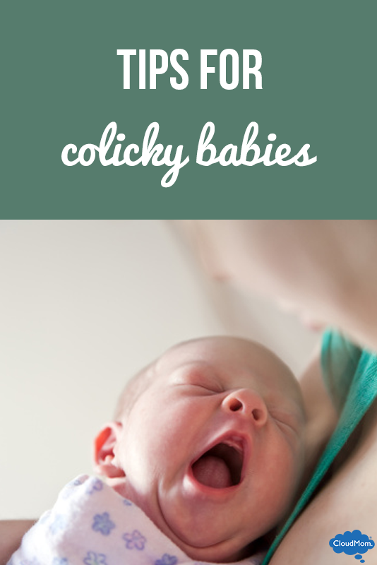 tips for colicky babies