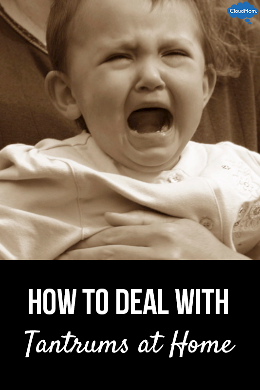 How To Deal With Tantrums at Home