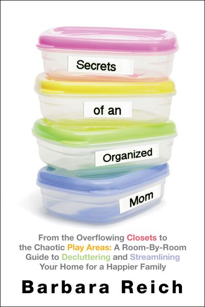 Secrets of an Organized Mom Cover