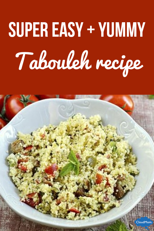 How To Make Tabouleh