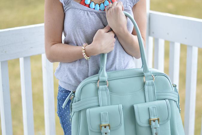 maternity purse