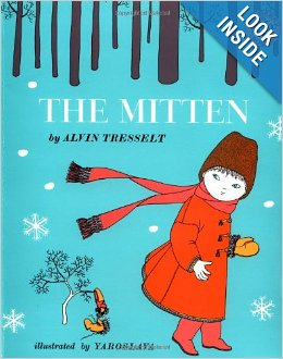 The Mitten Children's Book