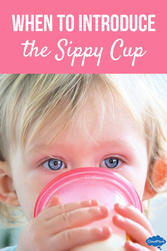When to Introduce a Sippy Cup to Your Baby