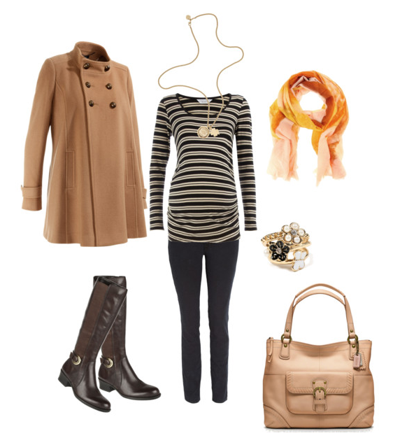 chic maternity winter clothes