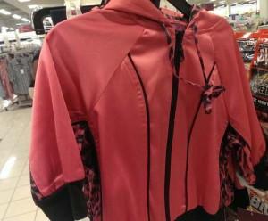 pink jacketLARGE