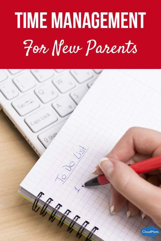 Time Management Advice For New Parents