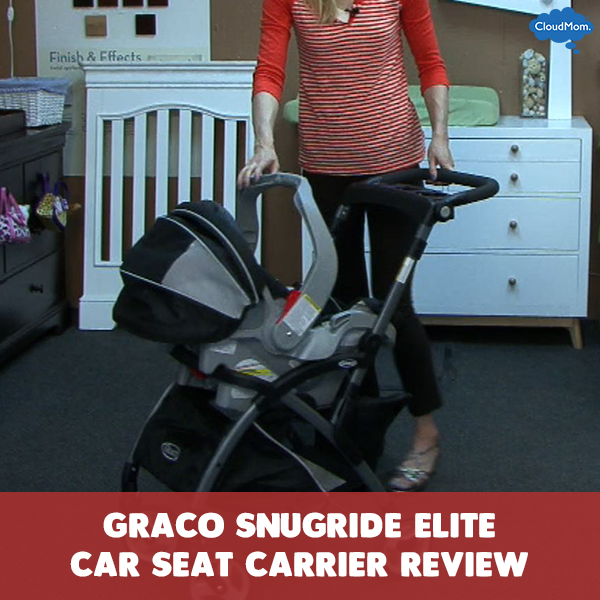 Graco Snugride Elite Demo