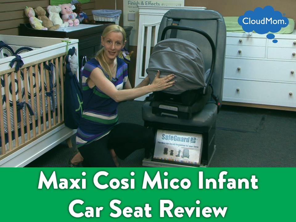 Maxi Cosi car seat installation