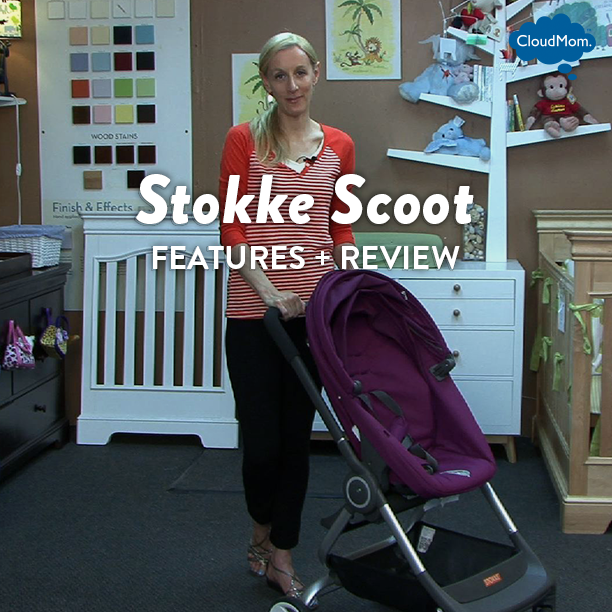 Stokke Scoot Stroller Demo