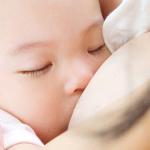 baby nursing