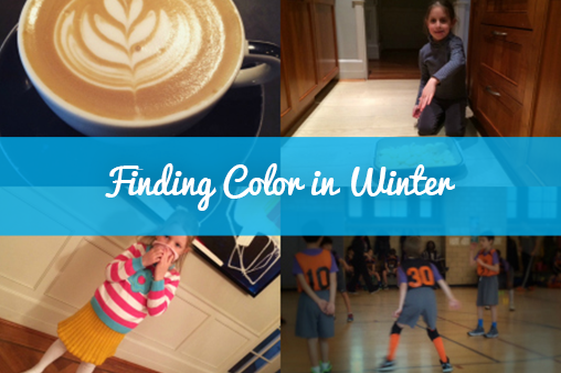 Finding Color in Winter