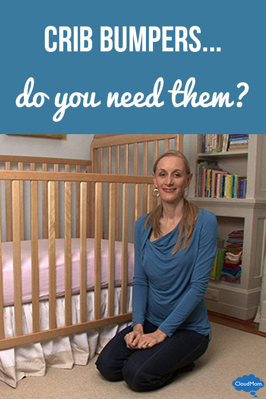 Crib Bumpers... Do You Really Need Them?