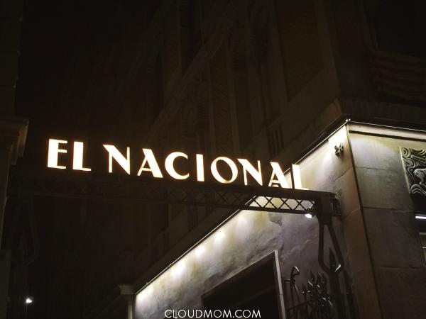 Date night barcelona