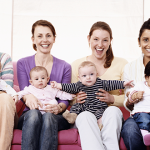 moms with different parenting styles