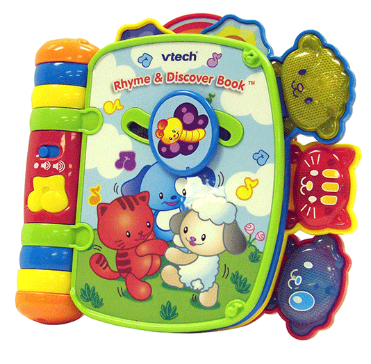VTech-Rhyme-and-Discover-Book