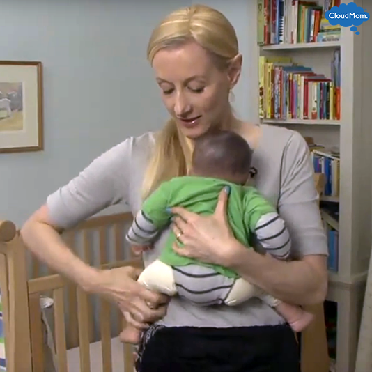 How To Carry A Baby In The Ergobaby Carrier Cloudmom